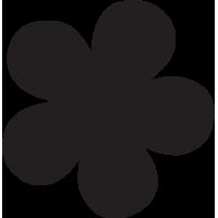 Stickers Fleurs 34