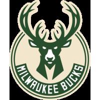 Sticker Milwaukee Bucks