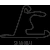Sticker Circuit Shanghai