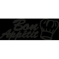 Sticker Bon Appétit 1