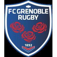 Sticker Rugby Grenoble 2
