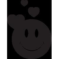 Sticker Smiley 12
