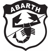 Sticker Abarth 1