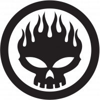 Sticker Tête de Mort 6