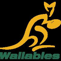 Sticker Rugby Wallabies Australie