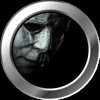 Sticker Hublot Halloween Horror Michael Myers