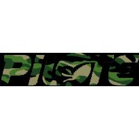 Sticker PILOTE Military