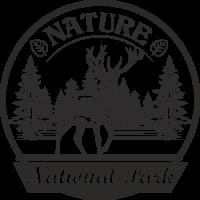 Sticker Déco Baril Nature