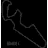 Sticker Circuit Aragon