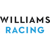 Sticker WILLIAMS RACING F1 team Couleur