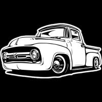Sticker FORD Car
