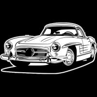 Sticker MERCEDES Car