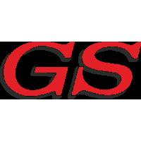 Sticker Buick GS logo (2)