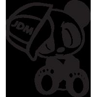 Panda Jdm Casquette