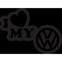 I Love My Volkswagen