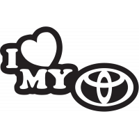 I Love My Toyota