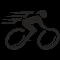 Sticker Vélo 8