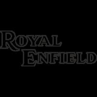 Sticker MOTO ROYAL ENFIELD Logo (3)