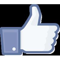 Sticker Facebook Like