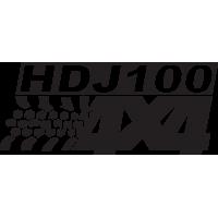 Logo 4x4 Hdj100