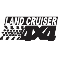 Logo 4x4 Land Cruiser