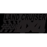 Logo 4x4 Land Cruiser