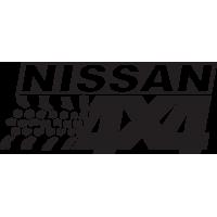 Logo 4x4 Nissan