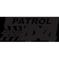 Logo 4x4 Patrol