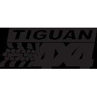 Logo 4x4 Tiguan