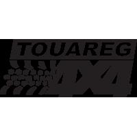 Logo 4x4 Touareg