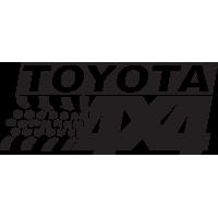 Logo 4x4 Toyota
