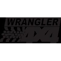 Logo 4x4 Wrangler
