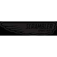 Scrambler Ducati Aile Gauche