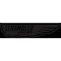 Scrambler Ducati Aile Droite