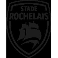 Sticker Rugby  Stade Rochelais 2