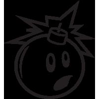 Jdm Cartoon Bomb