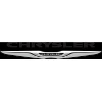 Sticker Logo Chrysler