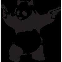Jdm Two Guns Panda