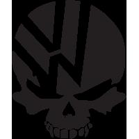 Jdm Volkswagen Skull