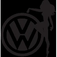 Jdm Volkswagen Chick