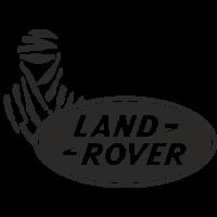 Sticker Land Rover 4x4 touareg