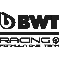 Sticker BWT racing point