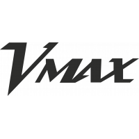Sticker YAMAHA_VMAX 2