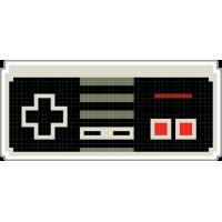 8 bit Manette NES