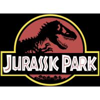 Sticker Jurassic Park
