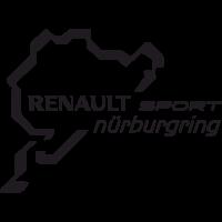 Sticker Renault Sport Nurbugring
