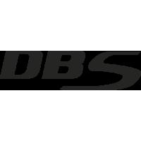 Sticker ASTON MARTIN DBS