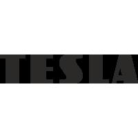 Sticker TESLA Logo 3