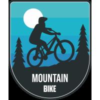 Sticker Mountain Bike 4
