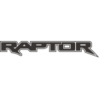 Sticker FORD RAPTOR